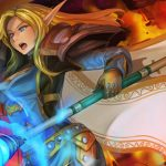 The story of Rann Dawnbringer, Archmage of the Alliance