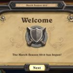 Hearthstone Ranked Play is disabled until bugs can be fixed