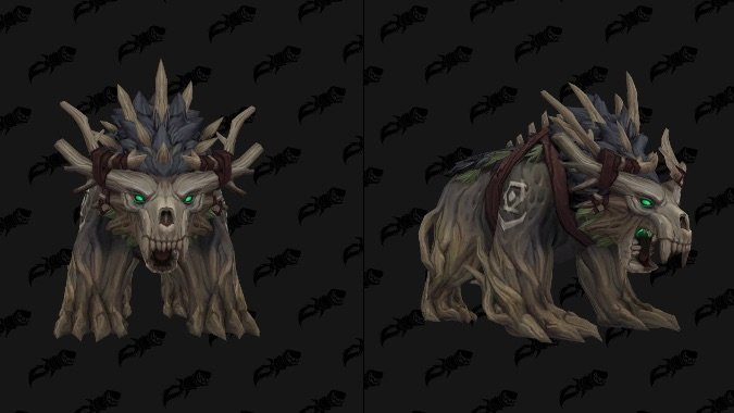When Will The Rest Of The Druids Get Unique Shapeshift Forms