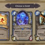 Hearthstone patch 10.4 brings Arena updates and Witchwood pre-orders