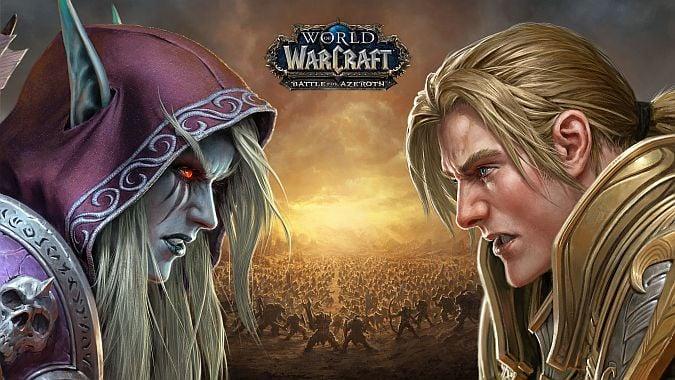 Военная кампания World of Warcraft будет завершена в 8.2.5