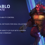 Diablo is getting a rework in Heroes of the Storm, and he looks wonderfully terrifying