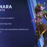 Lunara gets her own Heroes of the Storm rework, not quite as drastic as Diablo's