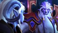 What story moment in World of Warcraft had the biggest impact on you?