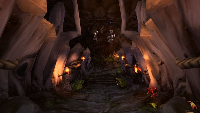 timbermaw tunnel
