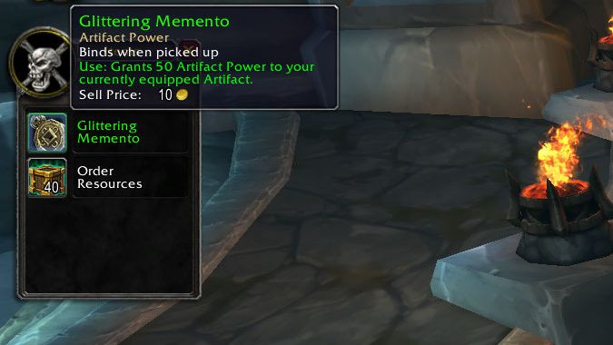 Artifact Power items can now be sold, try not to think of how much