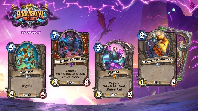 A Highly Scientific List Of Every Known Hearthstone