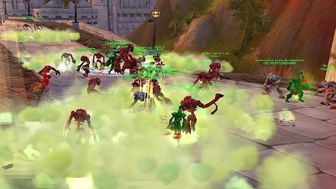 zombies in stormwind