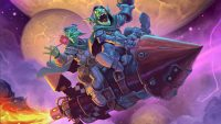 The Rise of the Mech Hearthstone Tavern Brawl highlights recent card buffs