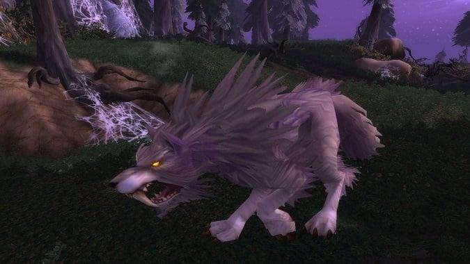 garwal wolf form