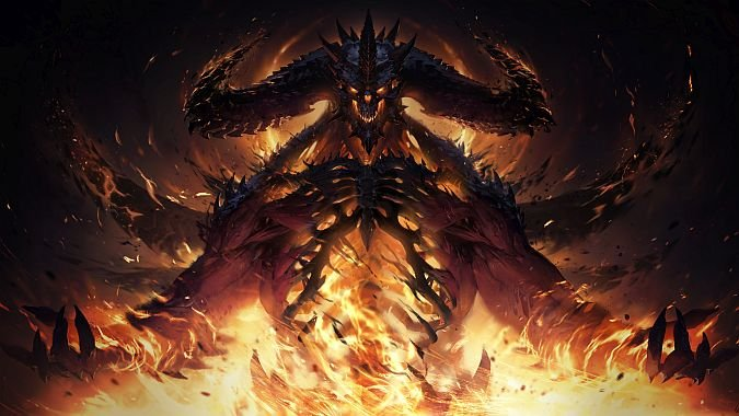 Diablo Immortal Demon