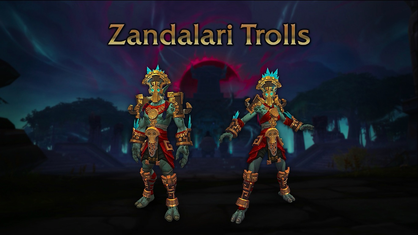 Everything you need to know about WoW patch 8.1.5 ...
