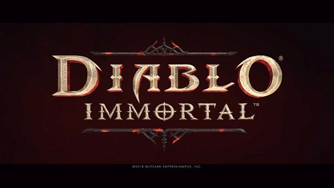 Diablo Immortal logo