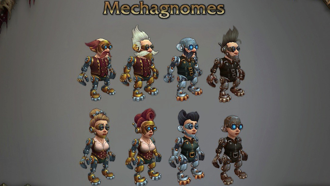 junker gnomes mechagnomes header - Battle for Azeroth story is really similiar to Bionicle G1 story and it's going to end the same way. I think I also know what Battle for Azeroth really means