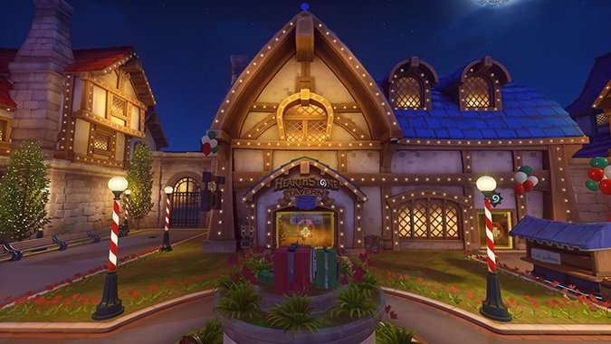 Overwatch's new Blizzard World map broke the game