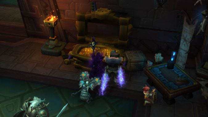 Blizzard outlines gear changes in BFA Season 2 but leaves Mythic+