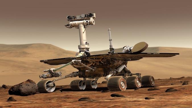 mars exploration rover rip - photo #15