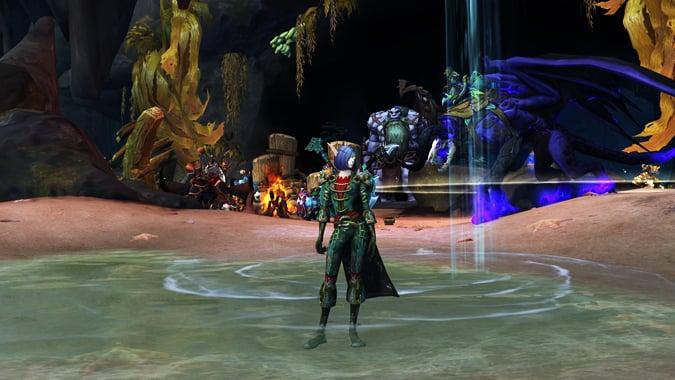 Как быстро одеть персонажа по достижению 120 уровня