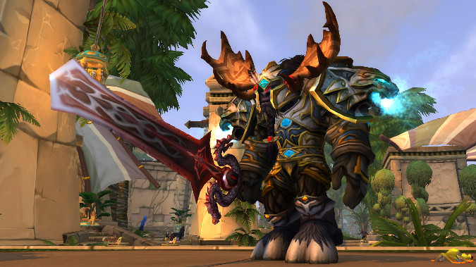 Warrior class changes in WoW Shadowlands
