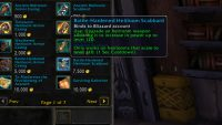 What would you replace heirlooms' XP bonus with?