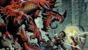 Sometimes the Dice-Bot hates you: Our D&D adventures continued with new threats and weird events