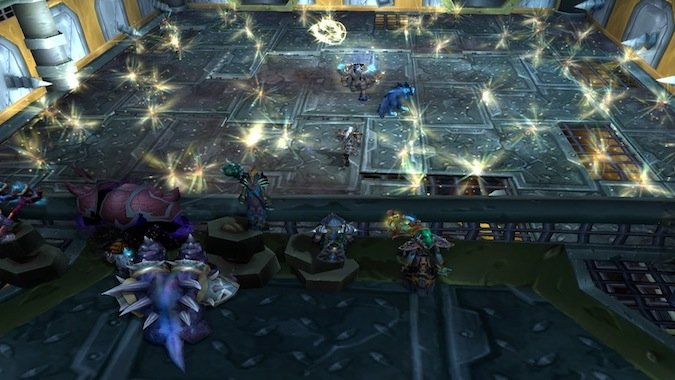 Brawler's Guild goes on hiatus until Shadowlands
