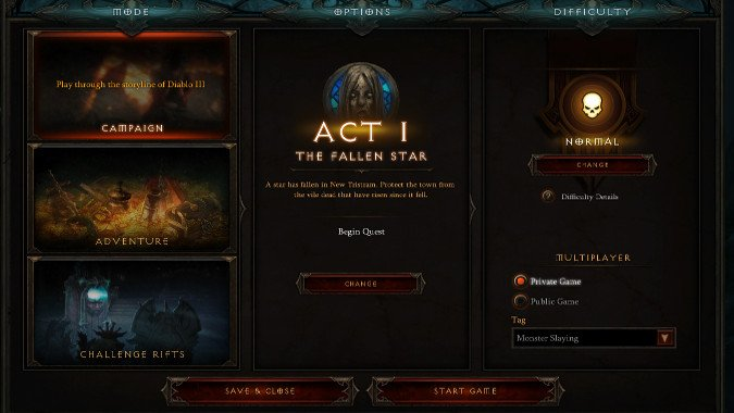 a beginner 39 s guide to game modes in diablo 3 ready for an adventure