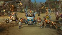 Gallery: Mechagon is a mix of robots and nature