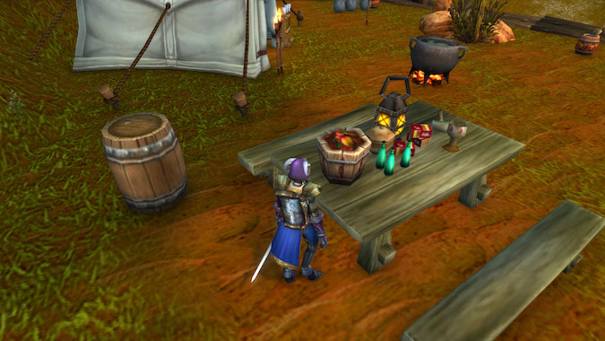 Food around the World of Warcraft: Gallery