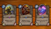 Vanish and Mind Blast head to the Hearthstone Hall of Fame, but new cards will replace them