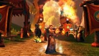How to get the new Fire Eater's Hearthstone from Midsummer Fire Festival