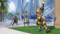 Overwatch Summer Games is back now with a new complicated way to earn skins