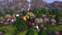 Patch 8.2.5: How to get the Alliance bee mount Honeyback Harvester