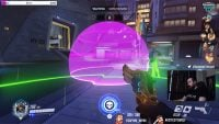 Learn the actual range of Reinhardt's Earthshatter and other abilities you KNOW you avoided with this upcoming Overwatch Workshop mode