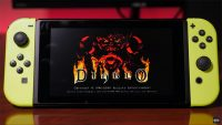 The original Diablo is playable on the Nintendo Switch thanks to source code engineering
