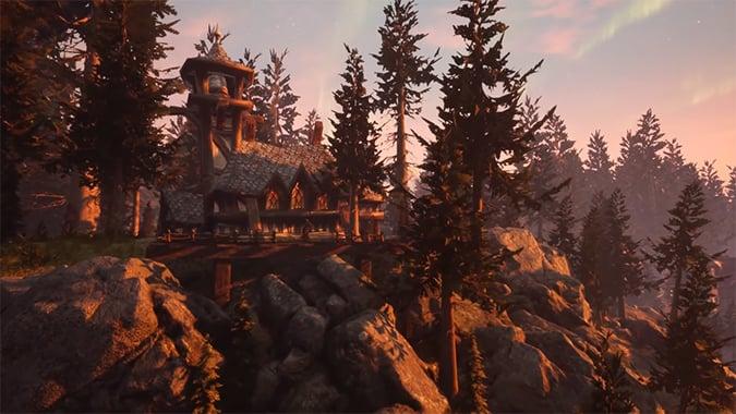 WoW на Unreal Engine 4 выглядит потрясающе