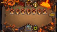 Week two of Hearthstone's Fire Festival adds Rafaam to its Blackrock Mountain-themed Brawl