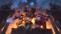 The League of Explorers returns in Hearthstone's Saviors of Uldum expansion