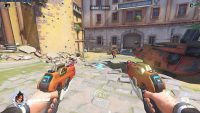 Overwatch becomes a loot-based RPG in this Workshop mode