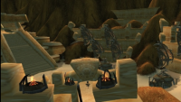 How to find the entrances of WoW Classic end game dungeons levels 45-60, including the mess that is Blackrock Mountain