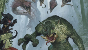 Off Topic: The Pathfinder Second Edition Bestiary is a stellar streamlined reference book