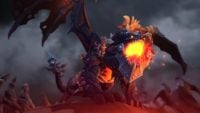 Behold the Draconic Majesty of Deathwing's skins in Heroes of the Storm