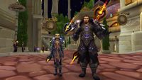 What do you do for Hallow's End and Halloween in WoW?