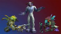 BlizzCon 2019 Virtual Ticket in-game goodies include pets, transmog, skins, and more