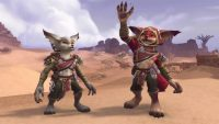 Mechagnomes and Vulpera are the new Allied Races coming in patch 8.3