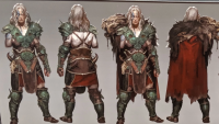 Everything we know about the Diablo 4 Barbarian