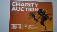 BlizzCon 2019: Charity auction gallery