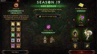 How do you approach Season's end in Diablo 3?