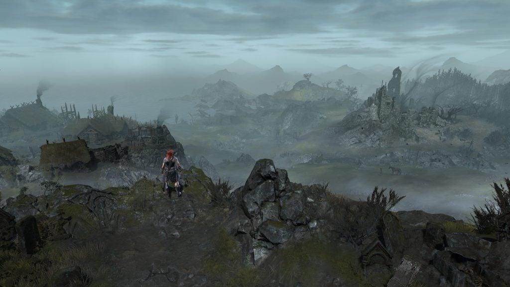 Diablo 4 Scosglen's Corbach Vista