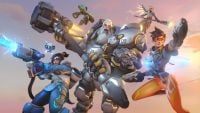 "The Overwatch 2 team ""absolutely has plans"" to do something like break Reinhardt's hammer in half -- but it won't affect PVP"